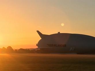 Airlander second test flight