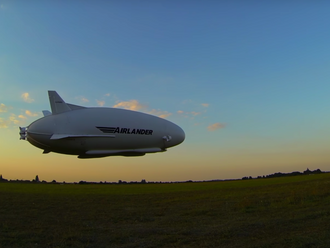 Airlander test flight program resumes