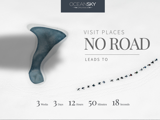 Have a sneak peek at www.oceanskycruises.com