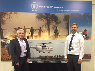 OceanSky attends GHAC, the UN World Food Programme Conference