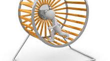 Get off the hamster wheel …
