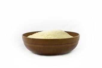 Palm fat powder