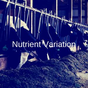 Nutrient Variation