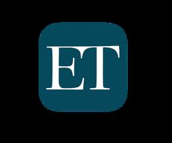 Economic-Times-News-logo-design