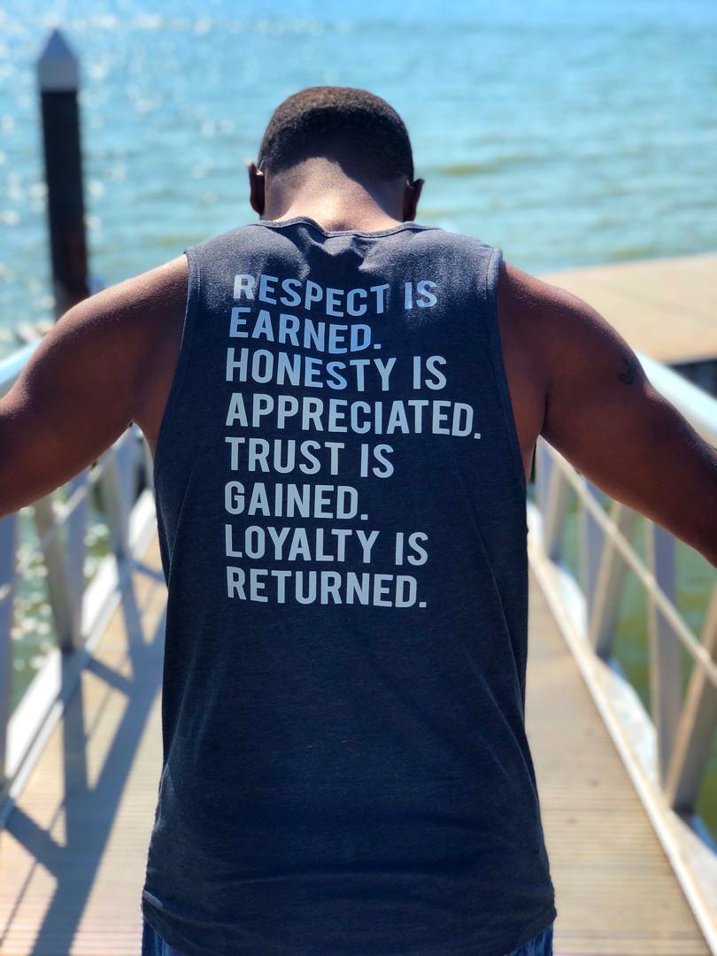 RESPECT TANK'S