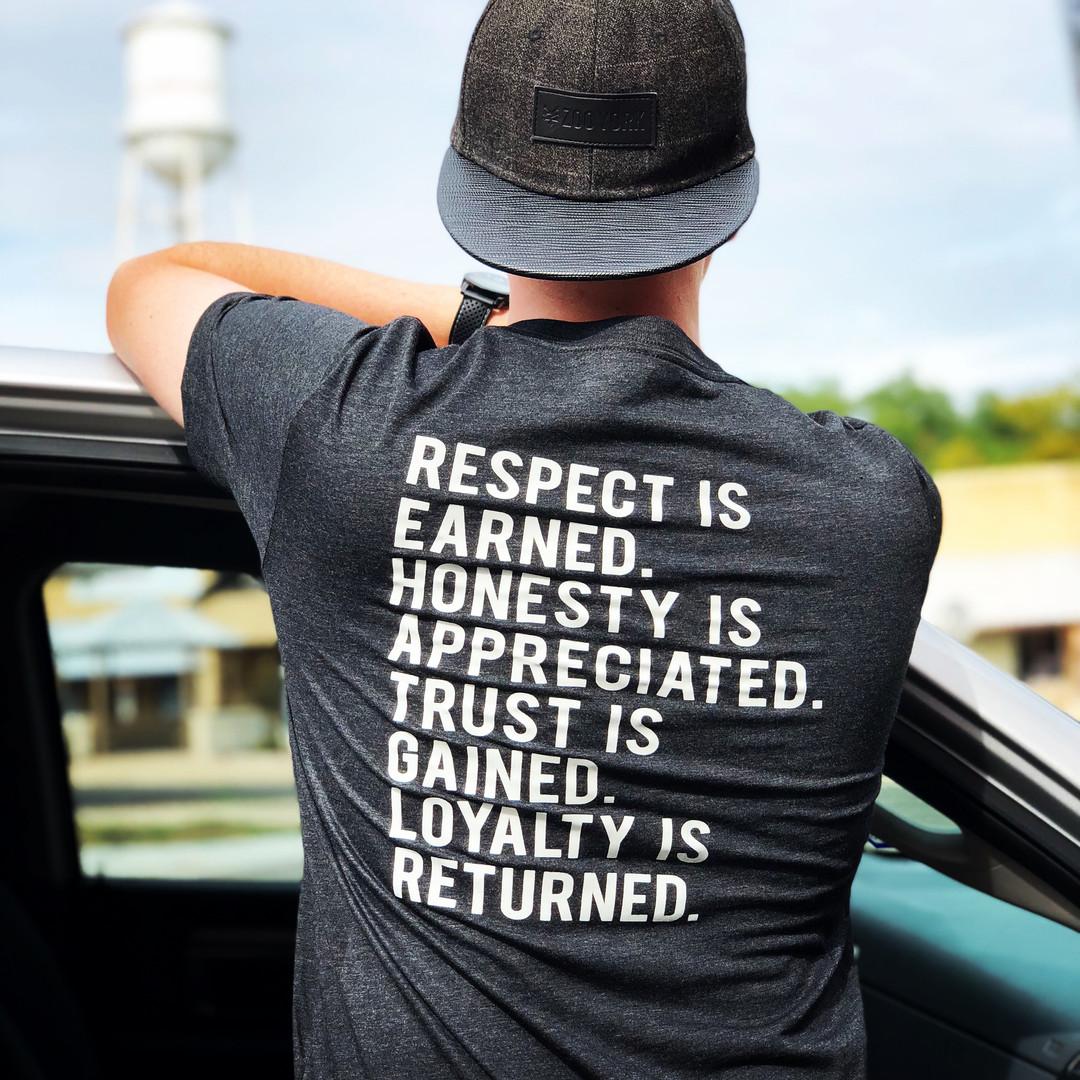 RESPECT TEE'S