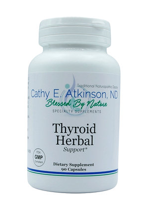 Thyroid Herbal Support