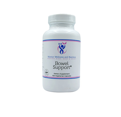 Bowel Support (Capsules)