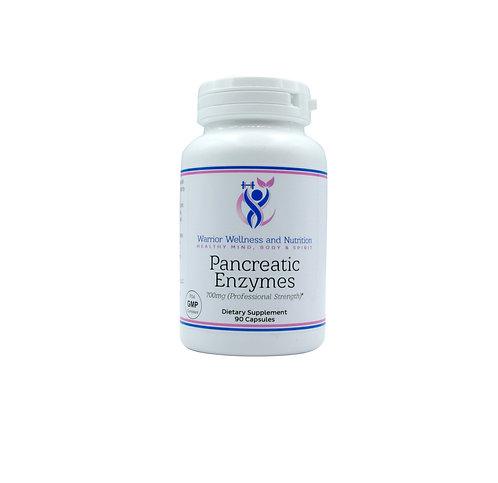 Pancreatic Enzymes 700mg