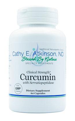 Curcumin with Serratiopeptidase