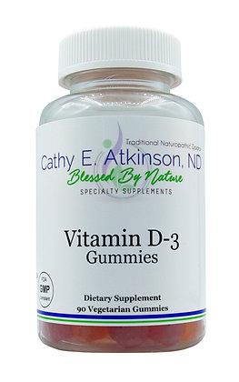 Vitamin D-3 Gummies