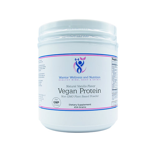Vegan Protein (Plant) Vanilla