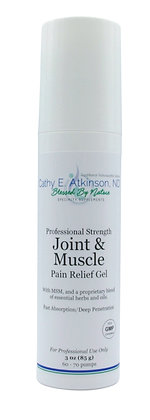 Joint & Muscle Pain Relief Gel