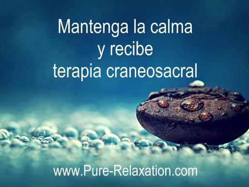 Siempre el bienvenido a relajar tu cuerpo. #terapia #craneosacral #biodinamica #salud #barcelona