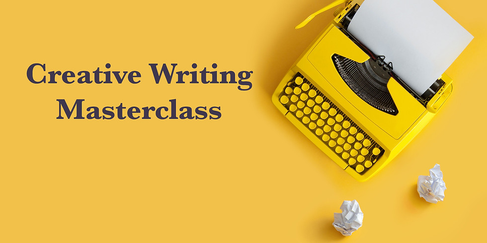 Creative Writing Masterclass