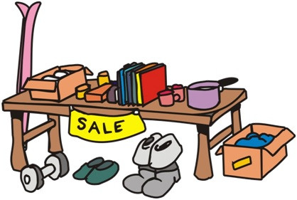 Table-Top and Craft Sales in the Village Hall
