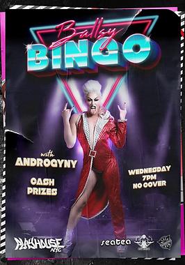 Ballsy Bingo
