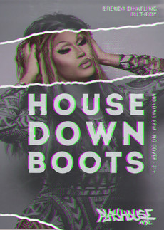 HOUSE DOWN BOOTS