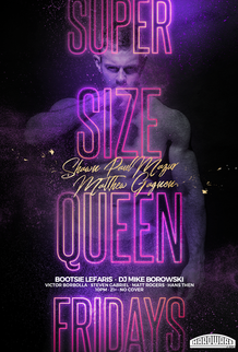 SUPER SIZE QUEEN