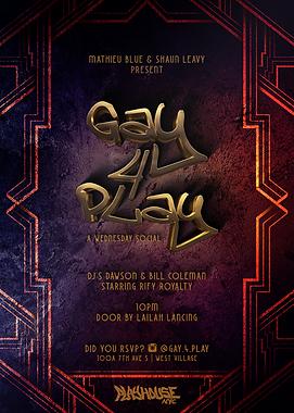 GAY-4-PLAY