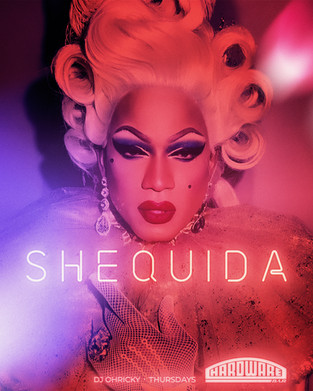 THE SHEQUIDA SHOW