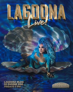 Lagoona: Live!