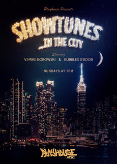 SHOWTUNES IN THE CITY