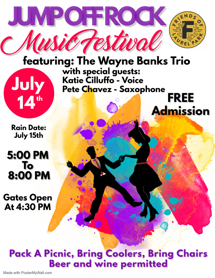 Copy of Music Festival Flyer - Made with