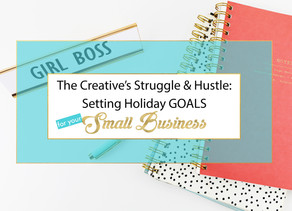 Setting Holiday Goals: for your Small Business