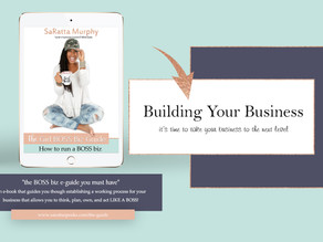 Building Your Business in 2020