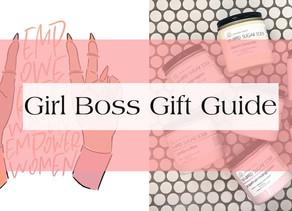 Girl Boss Gift Guide 2018