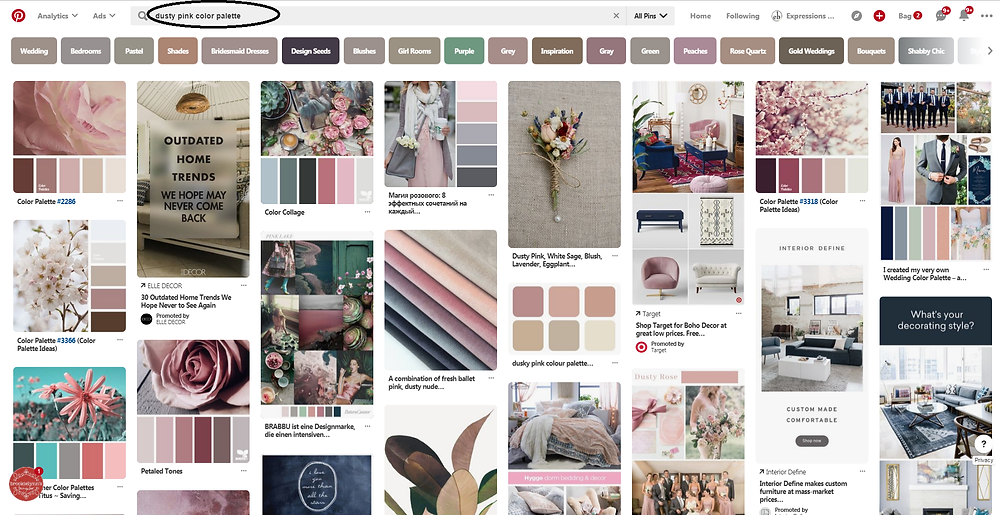 choosing brand colors saratta speaks blog