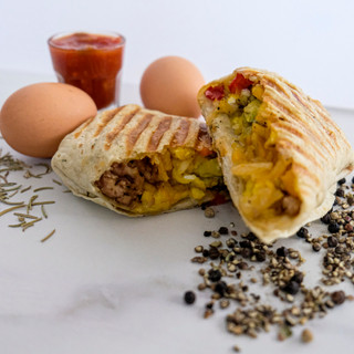Big Breakfast Burrito