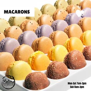 Macaroons - GF