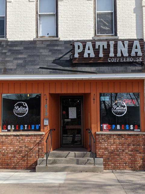 Patina Front