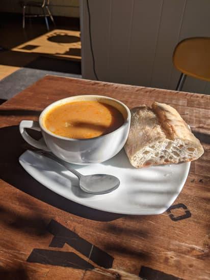 Soup & Baquette