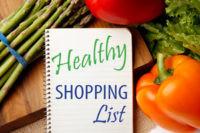 Healthy Shopping List 101