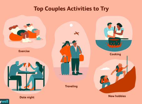 Fun Things Couples Should Do Together