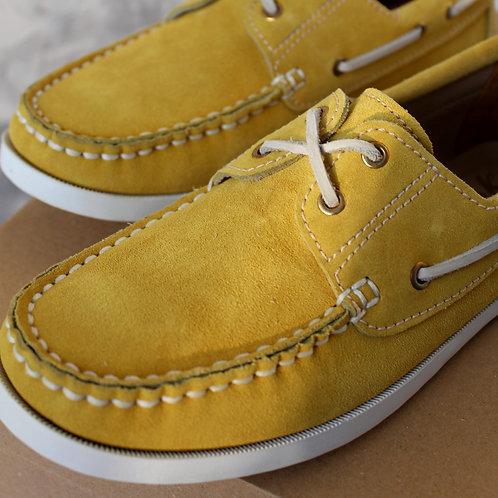 Топсайдери Жовті 37 розмір