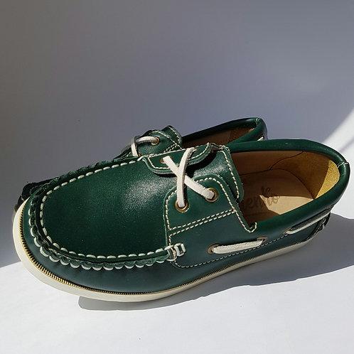 Топсайдери Зелені 35 розмір