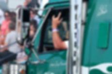 Camion de course au Chalenge 255