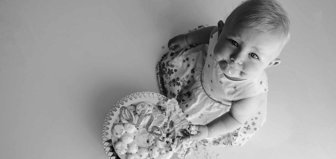 Cakesmash, 1.Geburtstag, 1 Jahr alt, Babyshooting, Badeshooting, Familienfotografie