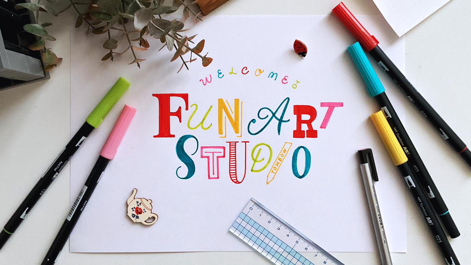 Fun Art Studio