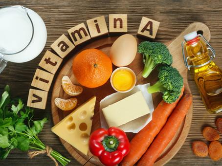 ¿Qué es la vitamina A? ¿Para qué sirve?