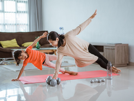 Haz tiempo en tu rutina diaria para actividad física
