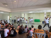 Boys and Girls Club of Puerto Rico's participants show their talents.