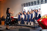 Coro de Niños de San Juan promotes music education.