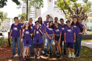 Photography workshops are very popular among young participants of Niños de Nueva Esperanza
