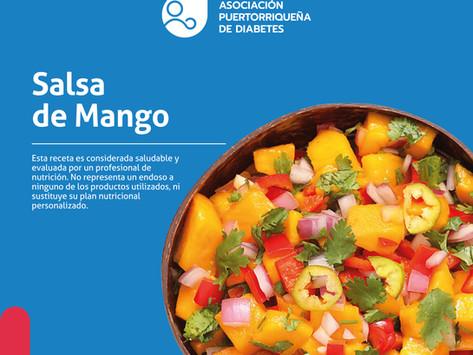 Receta: Salsa de Mango
