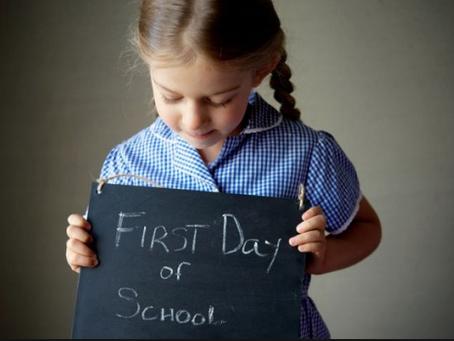 Starting the New School Year